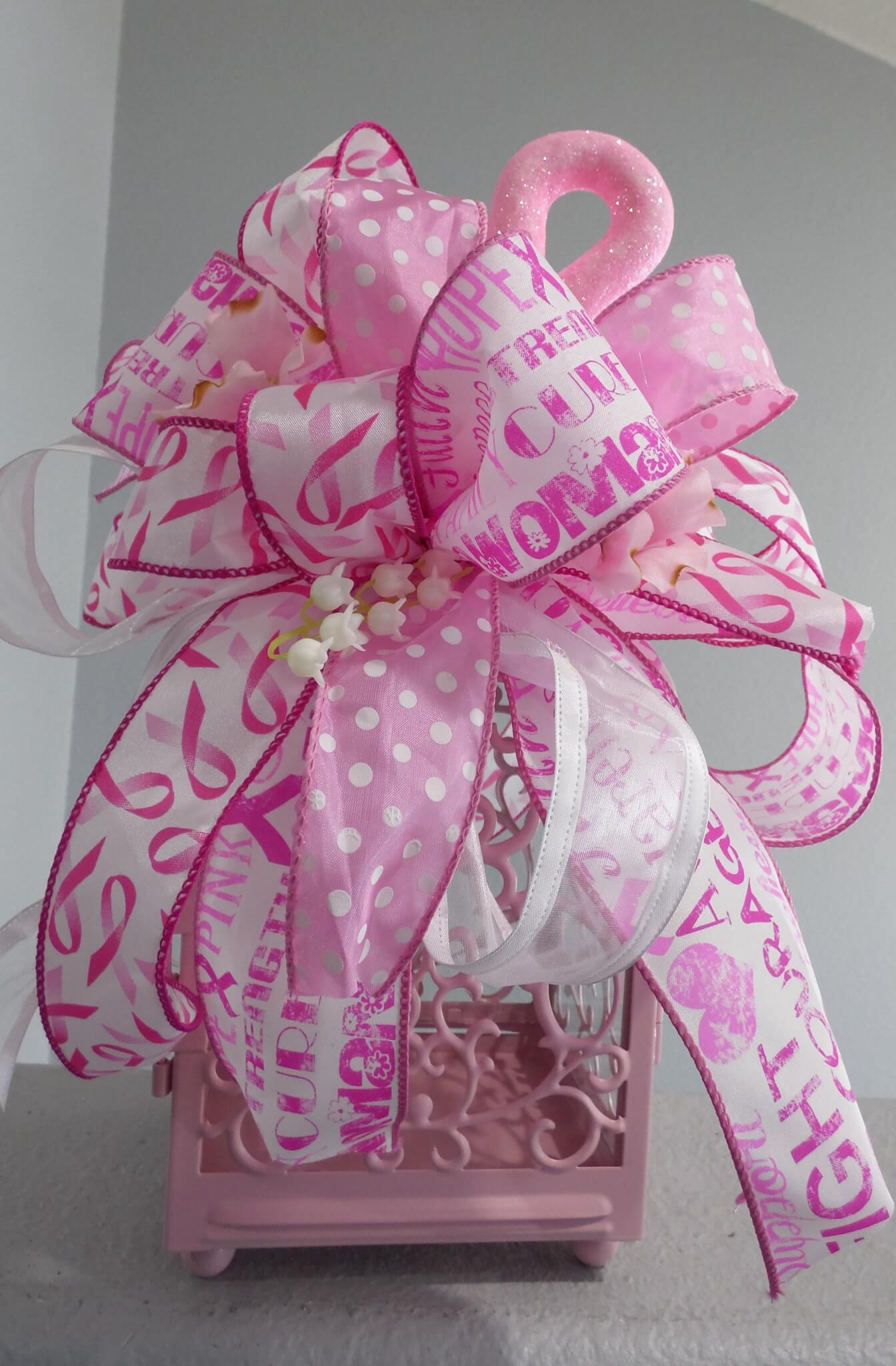 Breast Cancer Awareness • Home Decor Wreaths | Garland ...