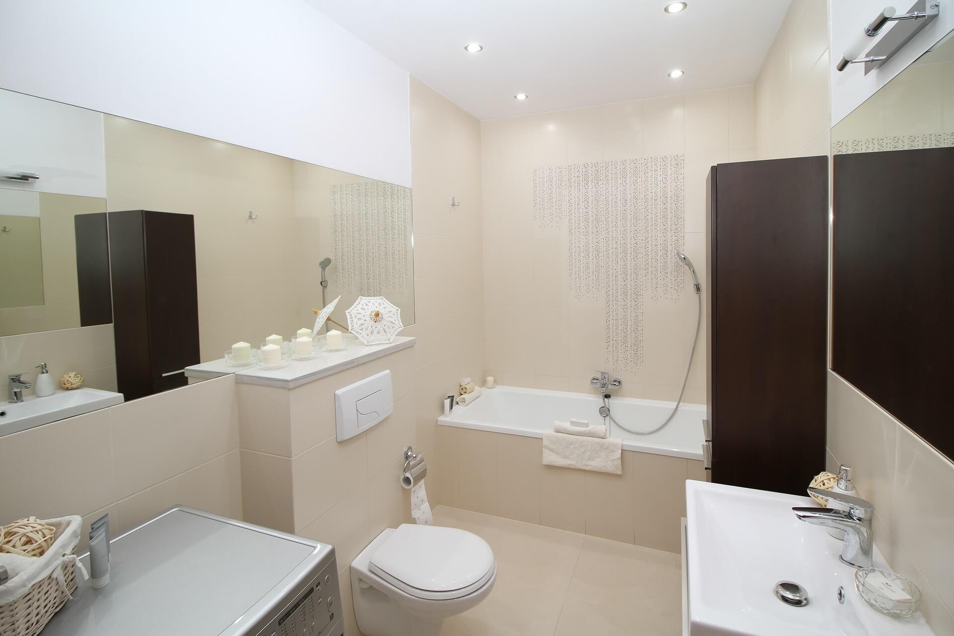 bathroom13 Home Decorating: Bathroom on a Budget