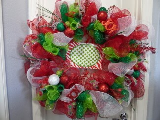 XXL Christmas Wreath