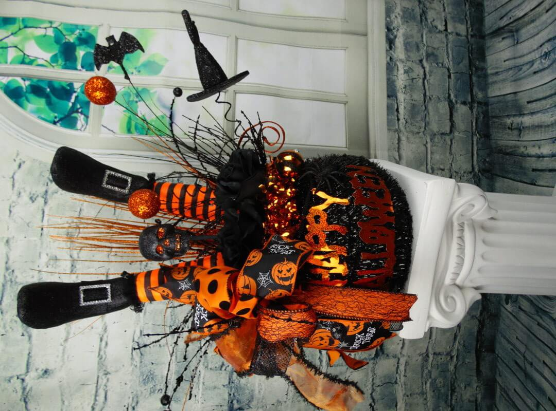 Halloween Wreaths To Make