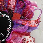 valentines-day-wreath-2-150x150 Valentines Day Deco Mesh Wreath