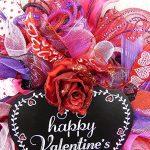 valentines-day-wreath-3-150x150 Valentines Day Deco Mesh Wreath