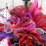 valentines-day-wreath-4-150x150 Valentines Day Deco Mesh Wreath