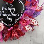 valentines-day-wreath-6-150x150 Valentines Day Deco Mesh Wreath