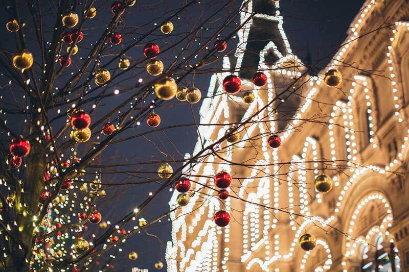 Commercial Christmas Decorating Services